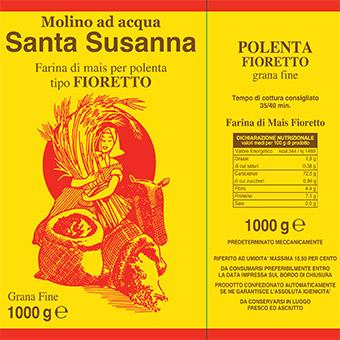 Farina di Mais per polenta